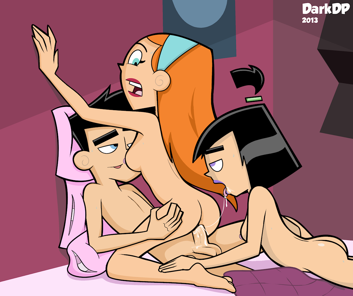 Congratulate, Nude danny phantom and his sister commit error